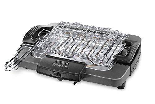DeLonghi BQ60.X Barbecue électrique de Table 4,3 kg