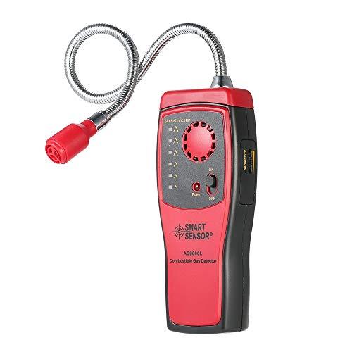 Sucastle Mini portátil de Gas Combustible del Sensor del analizador de la...