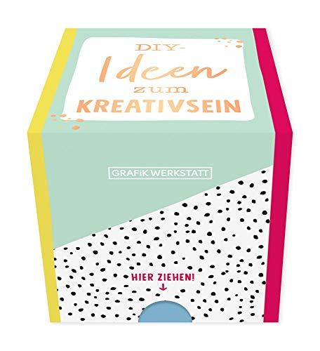 Grafik Werkstatt Message in a Box |Geschenkidee | 30 Kärtchen zum abreissen | DIY-Ideen