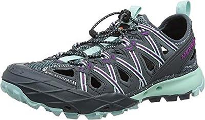 Merrell Women's Water Shoes, Grey Blue Smoke, 40