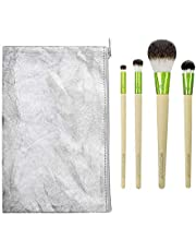 [US Deal] Save on EcoTools Holiday Vibes Makeup Brush Set with Travel Brush Bag, Set of 6. Discount applied in price displayed.
