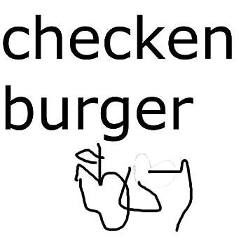 checken burger
