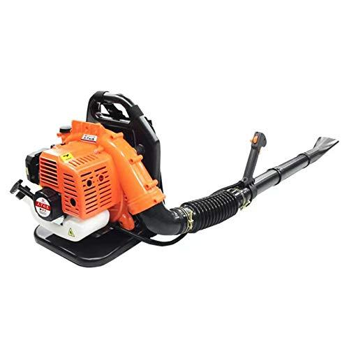 42.7cc Petrol Lightweight Backpack Leaf Blower Power 2 Stroke Air Cooled Engine