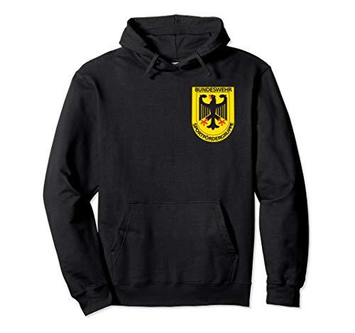 Sportfördergruppe der Bundeswehr (SportFGrpBw) Pullover Hoodie
