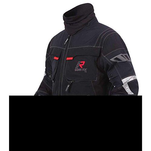 Rukka Armaxis Goretex Motorradjacke, Farbe schwarz, Größe 56