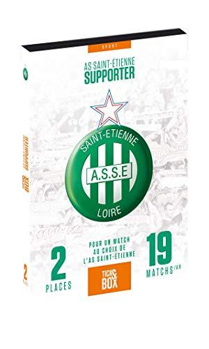 Tick&Box - Coffret Cadeau Places Football AS Saint-Etienne Supporters