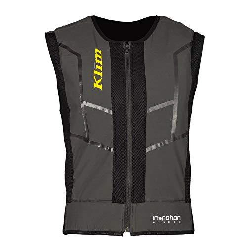 KLIM Ai-1 Motorcycle Airbag Vest XL - Black