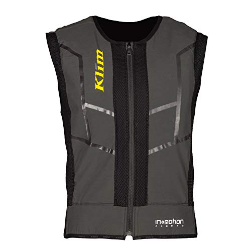 KLIM Ai-1 Motorcycle Airbag Vest 3X-Large - Black