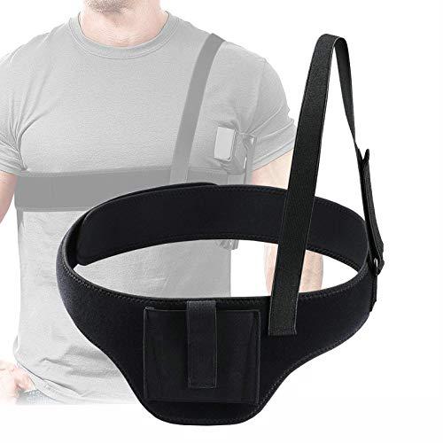 """Deep Concealment Shoulder Holster, Universal Underarm Gun Holster for Men and Women,45"""""""