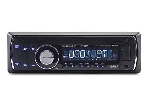 Caliber RMD234DAB-BT Autoradio 4 x 75 W Dab+, Bluetooth, USB, SD