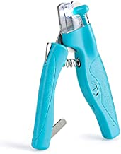 WWVVPET Pet Nail Clipper with LED Light for Dogs Cats,Electric Nails & Claws Trimmer Trimming Grooming, Safe Professional Set with Nail Trapper & Free Nail File,Quick-Sensor Razor Sharp Blades