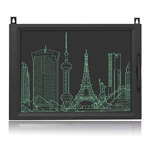 AnlanTech LCD Schreibtafeln 21 Zoll, Grafiktabletts Digitale Schreibplatte Papierlos Elektronisches Writing Tablet Geschenk für Kinder Malen Büro Entwurf Notierung Grafik