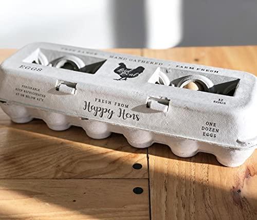 Customized Egg Cartons