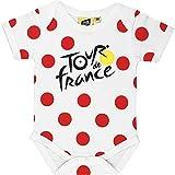 Tour de France Body – Bebé Grimpeur de ciclismo – Colección oficial – 12 meses
