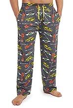 FRIENDS Pantalon Pijama Hombre, Ropa Hombre 100% Algodon, Pantalon Largo Pijama, Merchandising Oficial Regalos para Hombre y Chico Adolescente Talla S - 3XL (3XL)