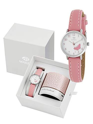 Conjunto Reloj Marea Niña B41249/2 Altavoz Bluetooth