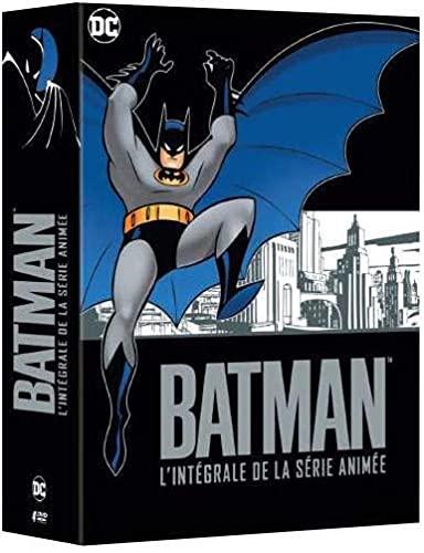 Batman - La Série Animée TV Complète - Coffret DVD
