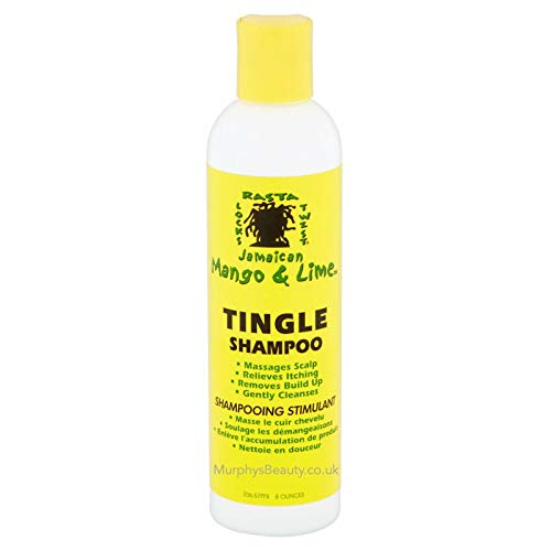 Jamaican Mango & Lime Rasta Tingle Shampoo 236ml