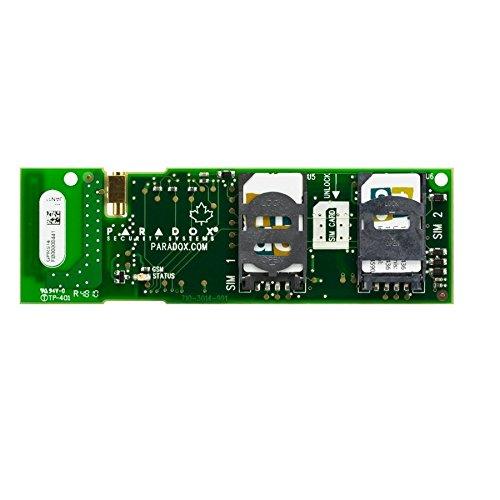 GPRS14 PARADOX SECURITY Anti-Diebstahl-Alarmanlage Kommunikator Modul GSM/GPRS