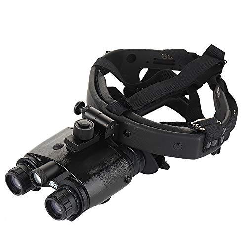 AUNLPB Widescreen Digital-Nachtsicht, Helm-Typ Infrarot-Nachtsicht-Fernglas, Fernglas Nachtsichtgerät, Digital-Nachtsicht-Teleskop-Jagd