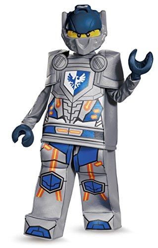 Nexo Knights Lego Ninjago Clay Prestige Déguisement