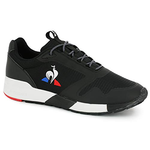 Le Coq Sportif Omega X Lite, Zapatillas para Hombre, Black