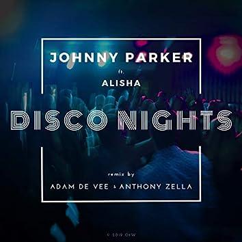Disco Nights (feat. Alisha) [Adam De Vee & Anthony Zella Remix]