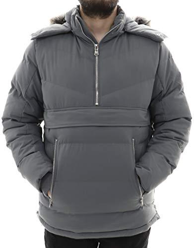 Jordan Craig Concord Pullover Anorak Jacket 2.0 Grey (L)