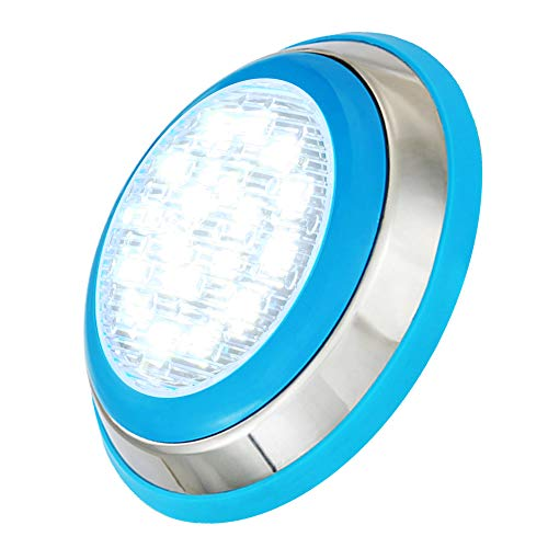 CNBRIGHTER LED Underwater Swimming Pool Lights,54W...