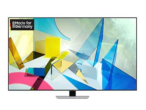 Samsung GQ55Q87TGTXZG Fernseher QLED 55 Zoll 138 cm 4K UHD Smart TV HDR EEK: G