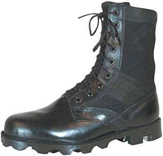 Fox Outdoor Products Vietnam Jungle Wide Boot, Black, Size 3