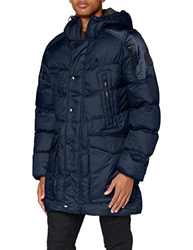 G-STAR RAW Whistler HDD Parka, Legion Blue B958-862, XXS para Hombre