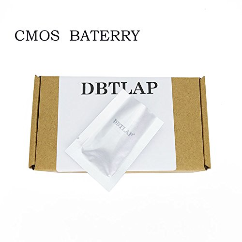 DBTLAP Laptop Cmos Batterie kompatibel für Dell XPS 13 9360 Cmos RTC BIOS Batterie
