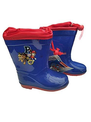 Bottes de pluie Pat Patrouille (bleu, 28)