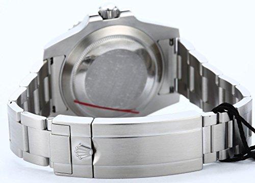 Rolex Montre Submariner Date Cadran noir Lunette en céramique Pour homme 116610LN