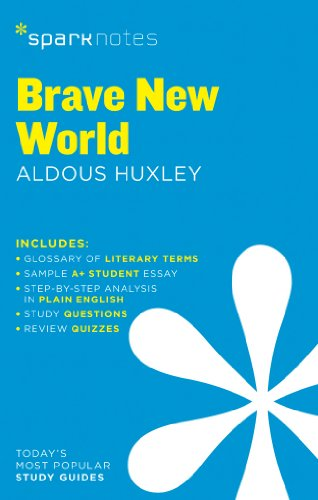 Brave New World SparkNotes Literature Guide (Volume 19) (SparkNotes Literature Guide Series)