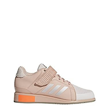 adidas Men's Power Perfect III. Cross Trainer Chalk ash Pearl, 8.5 M US