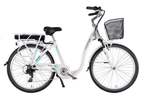 Brinke ALLROAD Bicicletta elettrica Motore Motore...