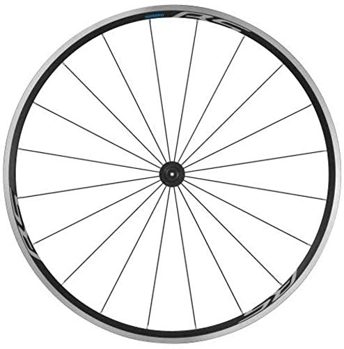 SHIMANO WHRS100F Piezas de Bicicleta, Unisex Adulto, estándar, Front 700C-Clincher