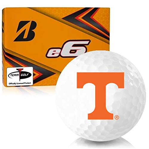 New Bridgestone e6 Tennessee Volunteers Golf Balls