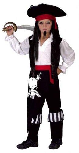 Déguisement pirate garçon - 7 à 9 ans