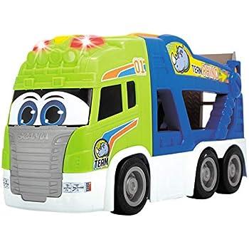 Dickie Toys Happy Truck, LKW, Autoanhänger abnehmbar
