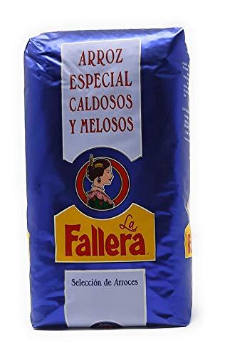 La Fallera, Arroz Especial Caldosos y Melosos, Seleccion de Arroz de Valencia, 1 Kg