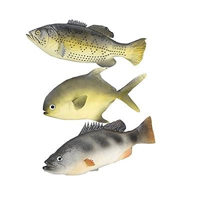 ZUINIUBI Simulated Animal Fish Set