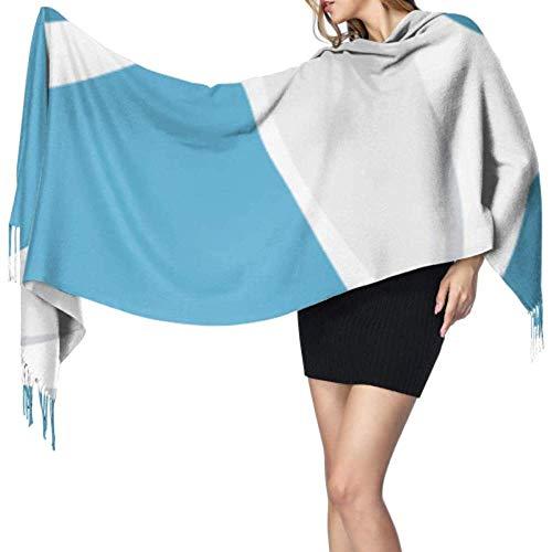 Kevin-Shop 27 'x 77' vrouwen kasjmier-sjaal-leuke gans-boerderij vogel-eenden-staart vrouwen-sjaal verpakkings-kasjmier-verpakkingssjaal stijlvolle grote warme deken