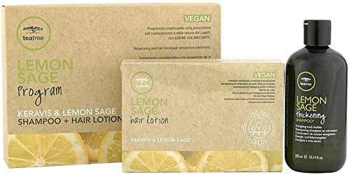 Tea Tree Lemon Sage Program - Keravis & Lemon Sage - 372 ml