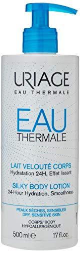Uriage Latte Veloute Corpo Idratazione 24h, 500 Millilitro