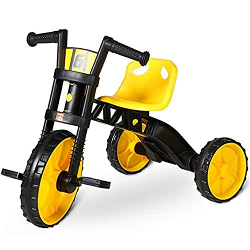 Fsiou Scooter Children's Tricycle 2-5 Toys Stroller Kids Infant Baby Multifunction Scooter