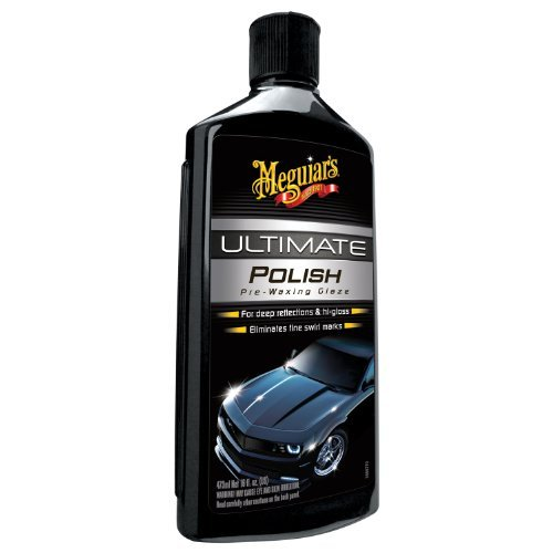 Auto Car Parts Online Meguiar's G19216 Ultimate Polish Autopolitur, 470 ml