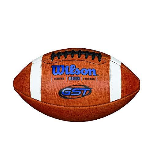 Wilson GST Official Game Football - Standard